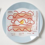Edible prints de Sawa Tanaka
