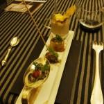 Repas gastronomique à l'auberge du Paradis à Saint Amour