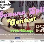 Banana split contest ! Les blogueurs lyonnais en mode années 80 …