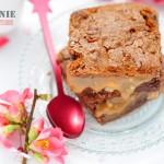 ♥ Brownie chocolat au lait & caramel au beurre salé … Concours inside ♥
