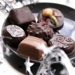 Mon atelier chocolats de Noël ou Stephanie au pays des merveilles