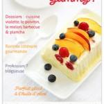 2 de mes recettes dans Yummy Magazine N°4 !