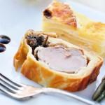 Filet mignon en croûte de foie gras & morilles : Idée de plat festif pour le nouvel an ..