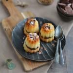 Rochers coco chocolat façon cannelés