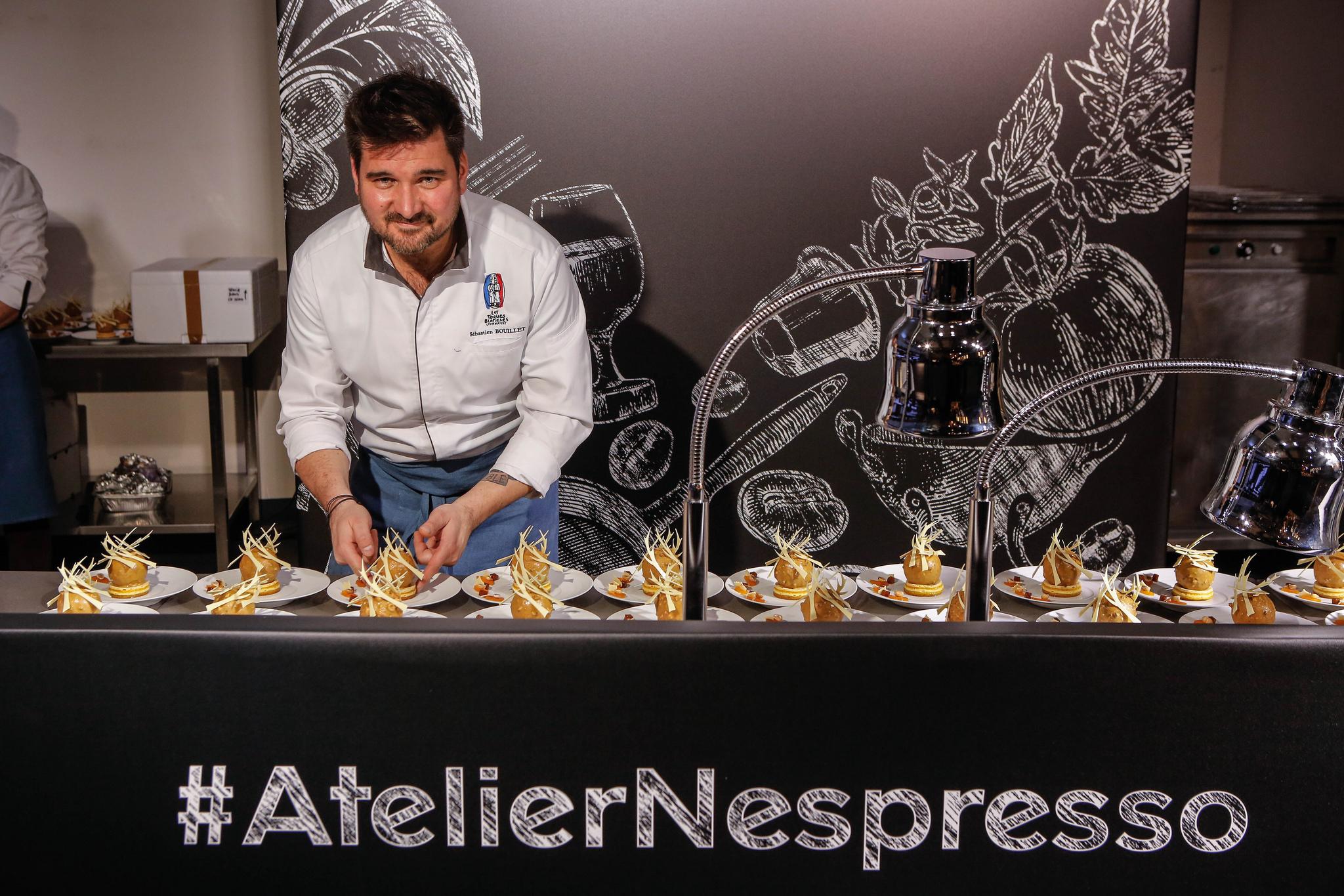 sebastien bouillet nespresso