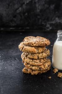 cookies chocolat pecan noisettes