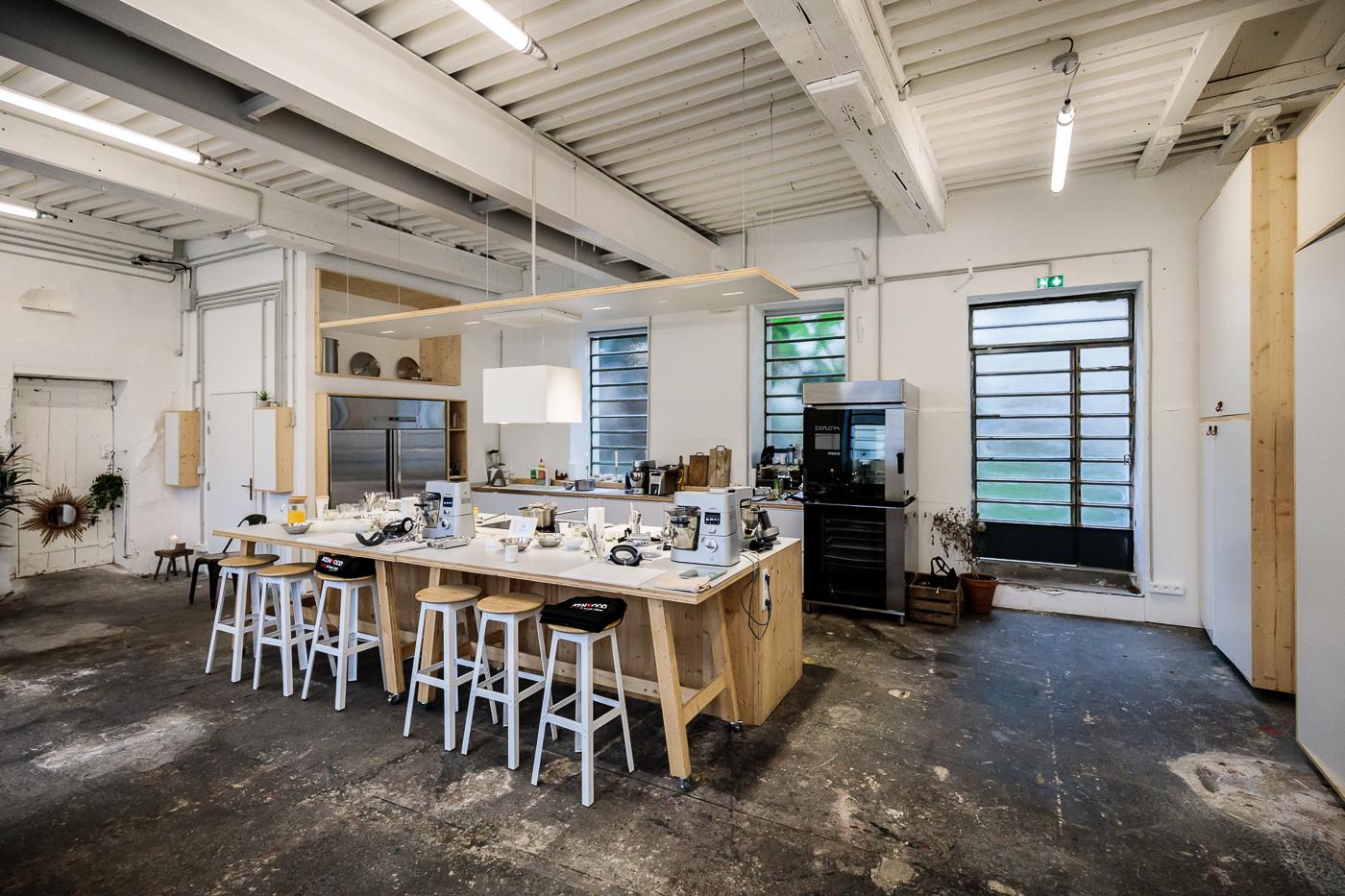 Atelier Food factory