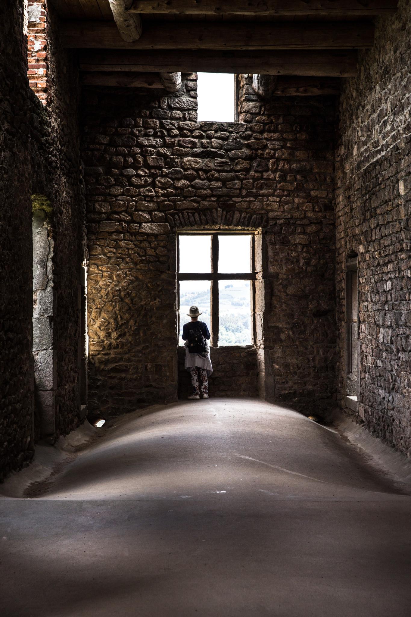 chateau d'essalois silhouette
