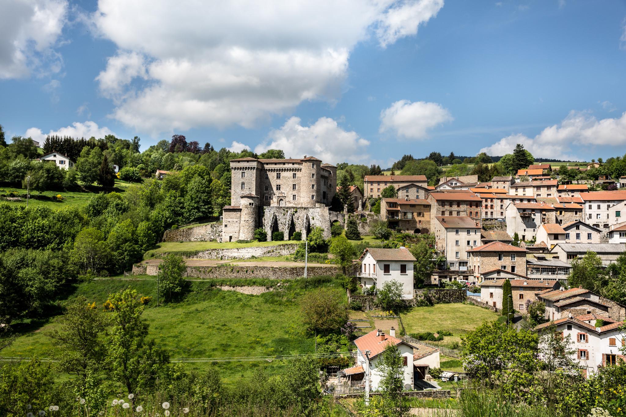 village de chalmazel